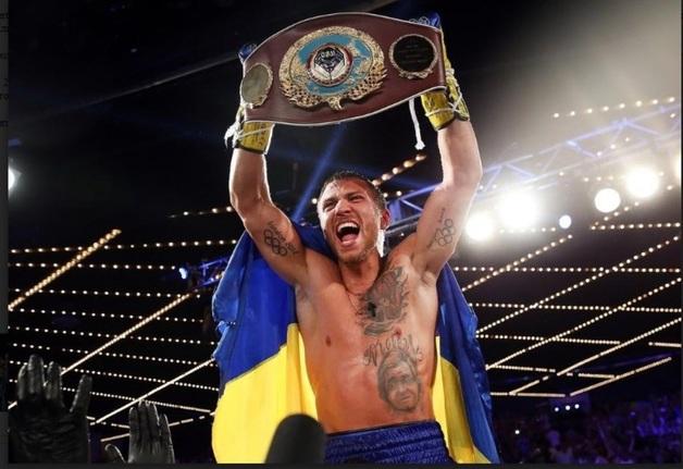 Ломаченко возглавил рейтинг лучших боксеров мира, Усик на пятом месте - The Ring
