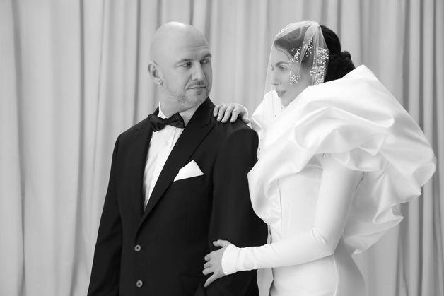 В сети появились свадебные фото Насти Каменских и Потапа