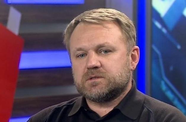 Кропачев нашел добычу на Западной Украине