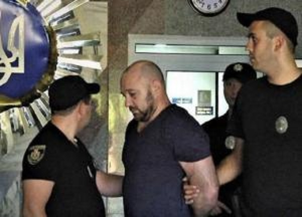 """В Днепре задержали лидера банды """"Белое братство"""""""