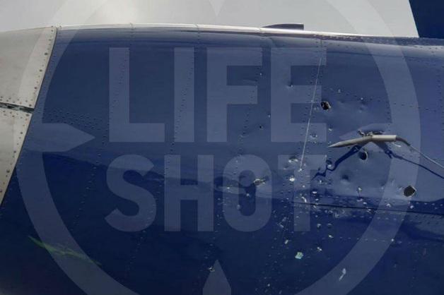 «Суперджет» «Аэрофлота» чудом избежал новой катастрофы