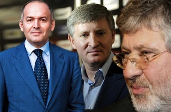 Ахметов, Пинчук и Коломойский станут «бюджетными олигархами»