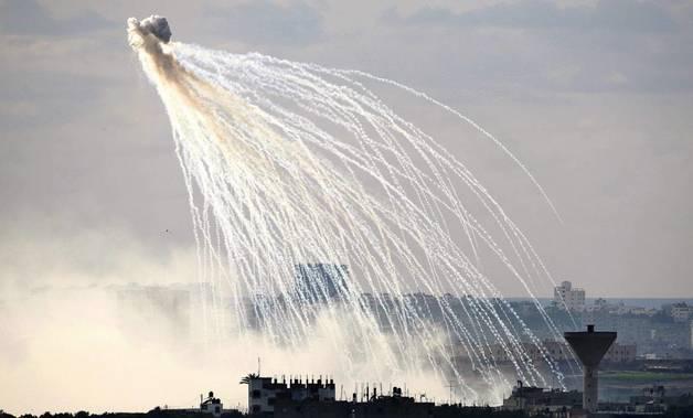 Войска Асада применили фосфорные бомбы в Сирии