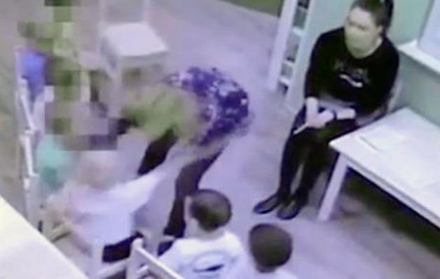 Появилось видео истязания малышей в детском саду на Алтае
