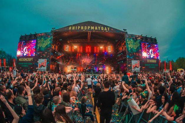 В Росгвардии избиение не попавших на хип-хоп фестиваль в «Лужниках» назвали адекватной реакцией
