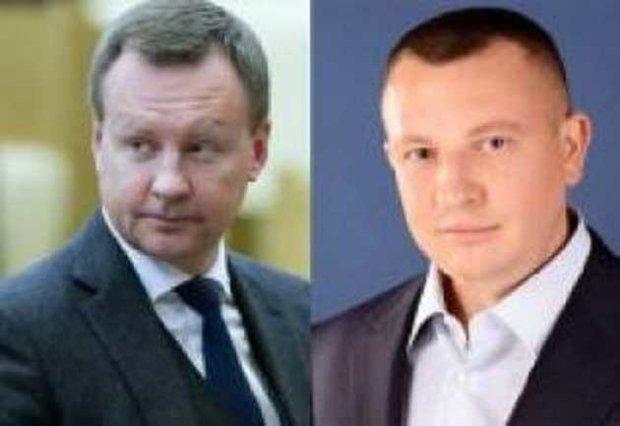 Подельники до гроба Станислав Кондрашов и Денис Вороненков: как рейдер-девелопер заказал депутата