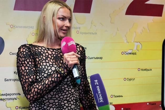 Волочкова обвинила мэра Анапы в пиаре за ее счет