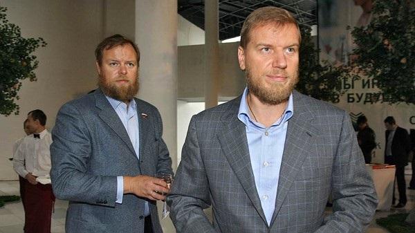Имущество братьев Ананьевых на сотни миллиардов рублей арестовано