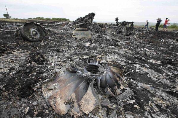 """""""Это может быть Украина!"""" Малайзия сделала скандальное заявление о сбитом на Донбассе МН17"""
