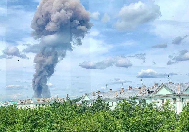 В России на оборонном заводе прогремели мощные взрывы