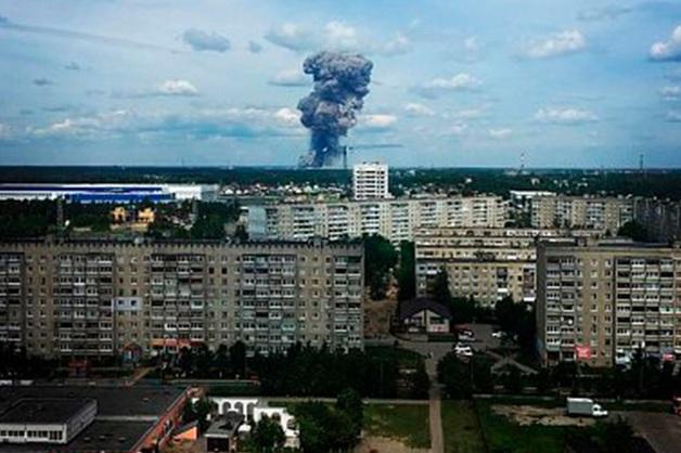 Власти Нижегородской области сообщили, что число пострадавших в Дзержинске может вырасти