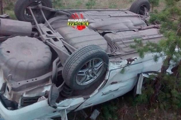 Полицейский попал в смертельное ДТП на Алтае
