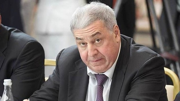 """Гуцериев на """"ландромате"""""""