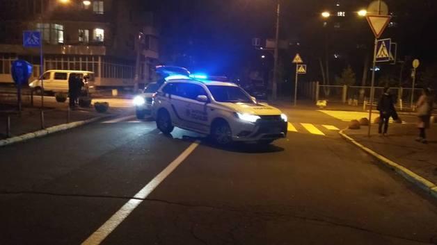 На Подоле в Киеве похитители и затолкали в багажник мужчину, – СМИ