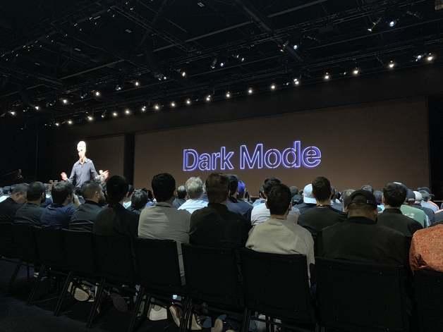 Долгожданная темная тема: Apple представила новые tvOs, watchOS, iOS