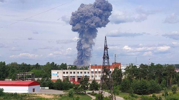 Взрыв в Дзержинске. Причины, подробности и версии