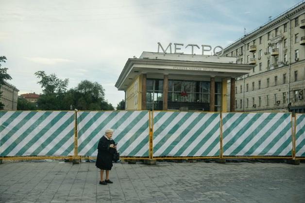 Греф пошутил про любовь Собянина перекапывать Москву