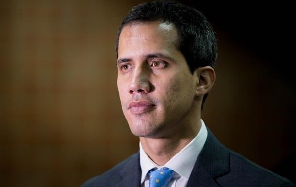 Гуайдо объявил об отмене переговоров с Мадуро в Норвегии