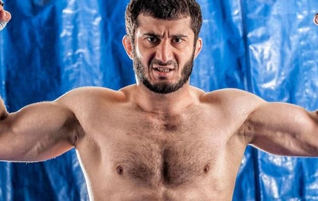 Чеченский боец ММА Мамед Халидов задержан спецназом в Польше