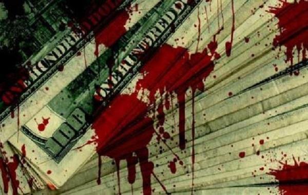 Кровь и мех. Грязные тайны оружейных баронов