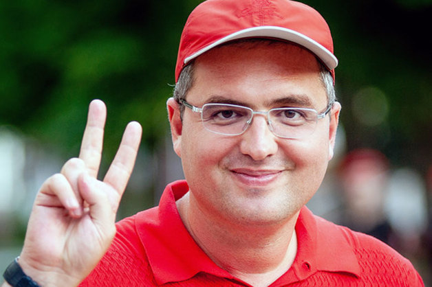 Связанный с делом Захарченко молдавский политик и бизнесмен Ренато Усатый отпущен после допроса