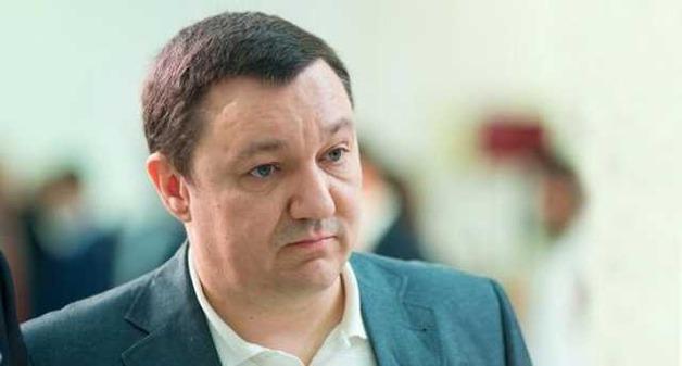 В Киеве застрелился нардеп Дмитрий Тымчук