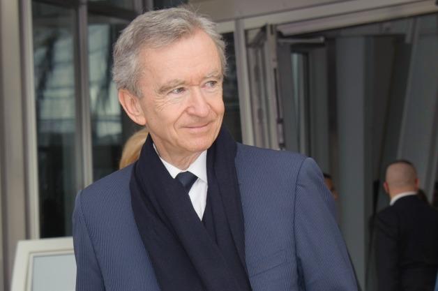 Французский бизнесмен стал третьим, чье состояние превысило $100 млрд
