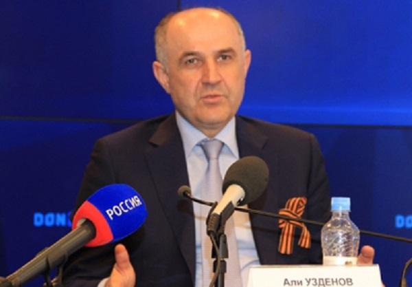 Большая стирка Али Узденова