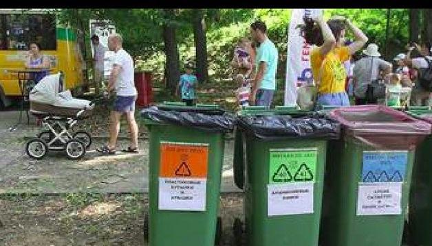 Власти Москвы поделят мусор с горожанами