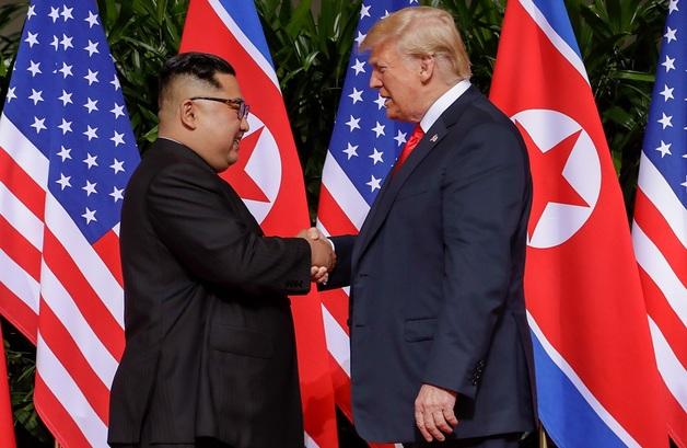 Ким Чен Ын получил новое письмо от Трампа, – СМИ