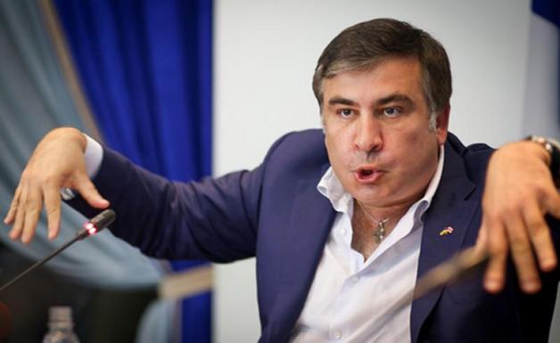 В Грузии Саакашвили сравнили с автомобилем, отслужившим свой срок