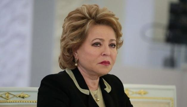 «Это великая честь». Матвиенко останется в Совете Федерации в случае победы Беглова