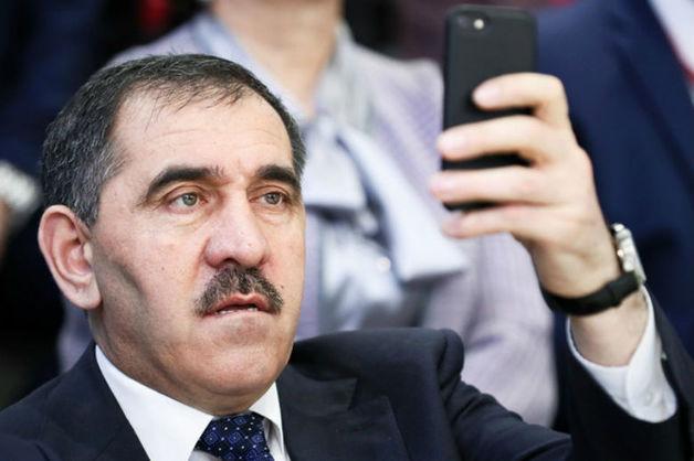 Глава Ингушетии Евкуров решил уйти в отставку