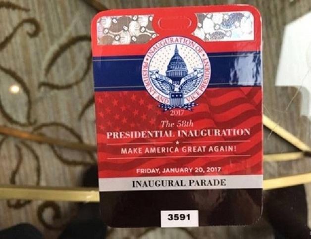 Одесский нардеп Кивалов полетел на инаугурацию нового президента США