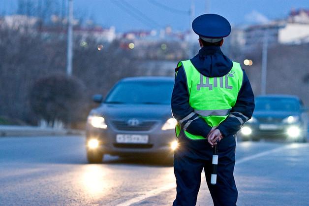 Одного из руководителей чувашского ГИБДД задержали за приказ отпустить пьяного водителя