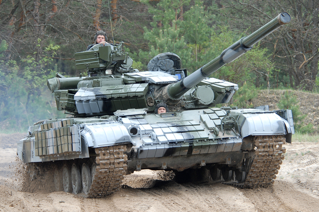 Запатентован новый украинский танк