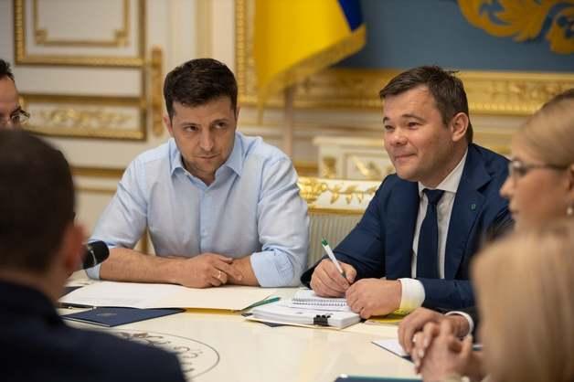 У Зеленского допускают, что часть нардепов от «Слуги народа» будет брать взятки