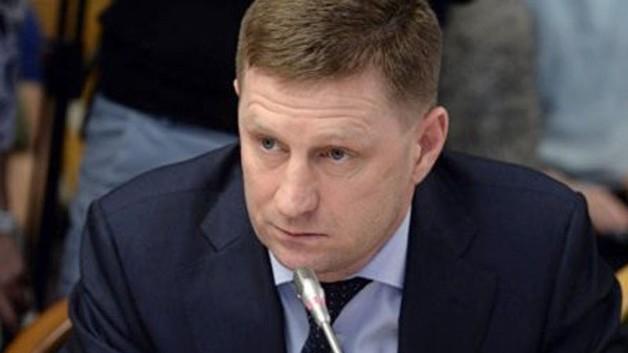 Хехцирский скандал губернатора Фургала