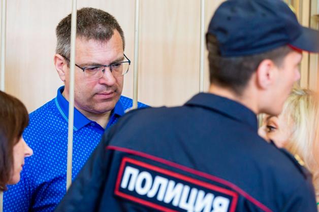 Экс-глава ГУ МЧС по Томской области получил срок за взятку на оплату адвокатов для фигурантов дела «Зимней вишни»