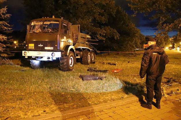 В Минске задержали двух россиян по делу о пострадавших во время салюта