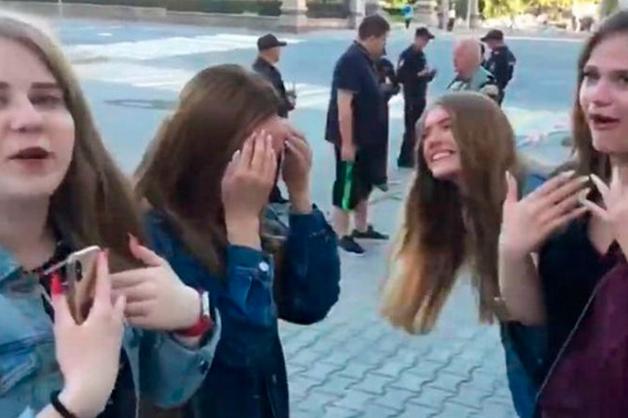 Жители Екатеринбурга пришли в восторг от живого Путина