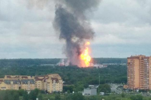 При пожаре на ТЭЦ в Мытищах погиб один человек