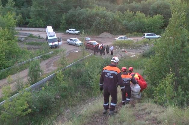 В Екатеринбурге разбился пьяный парапланерист