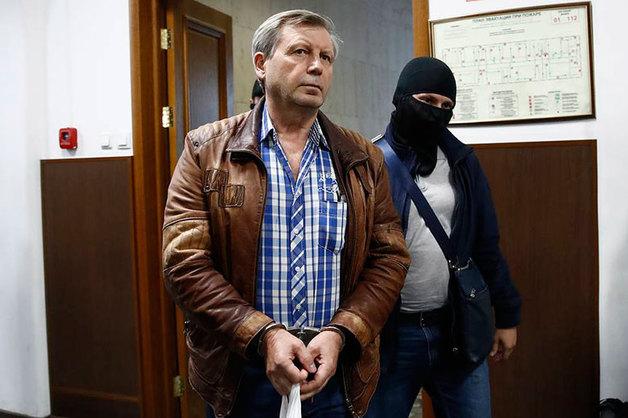 Замглавы ПФР Иванов арестован по делу о получении взятки в размере 4,4 млн рублей