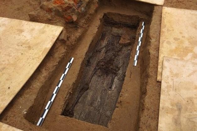 Под танцплощадкой в Смоленске нашли кости наполеоновского генерала