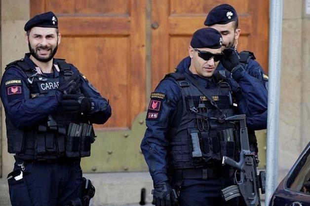 В Италии конфисковали арсенал оружия для наемников в Донбассе