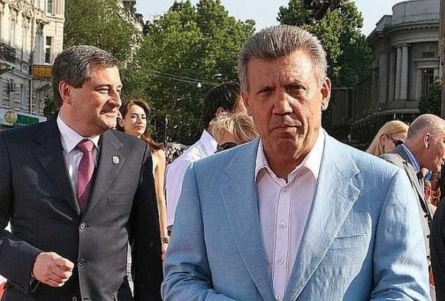 """Маленький бизнес"" нардепа Кивалова"