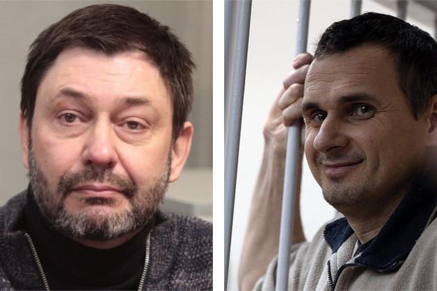 Украина предложила одновременно освободить Вышинского и Сенцова