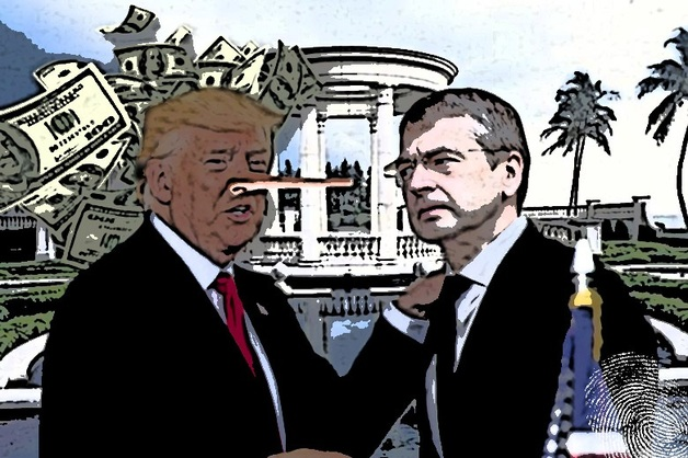 Дом, который пристроил Трамп. Российский миллиардер едва не потерял миллионы на сделке с будущим президентом США