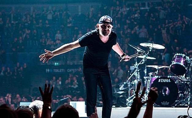 На концерте группы Metallica в «Лужниках» задержали фигуранта уголовного дела о вымогательстве
